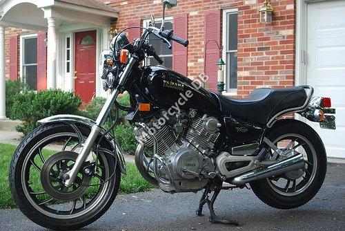 Yamaha XV750 Virago 1983 6778