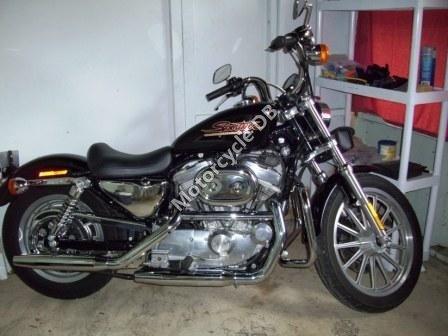 Harley-Davidson Sportster 883 2001 10246