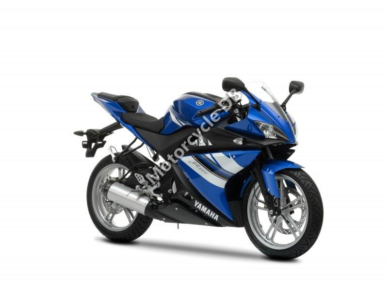 Yamaha YZF-R 125 2009 25542