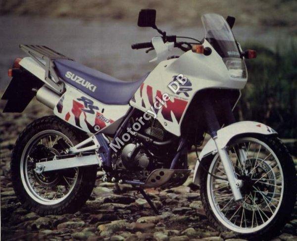 Suzuki DR 650 RSE 1993 16038
