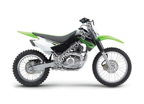 Kawasaki KLX 140L 2010 4298