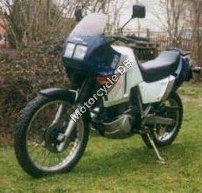 Gilera XRT 600 (reduced effect) 1990 13039