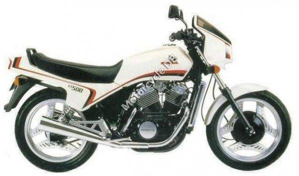 Honda VT 500 E 1987 23216