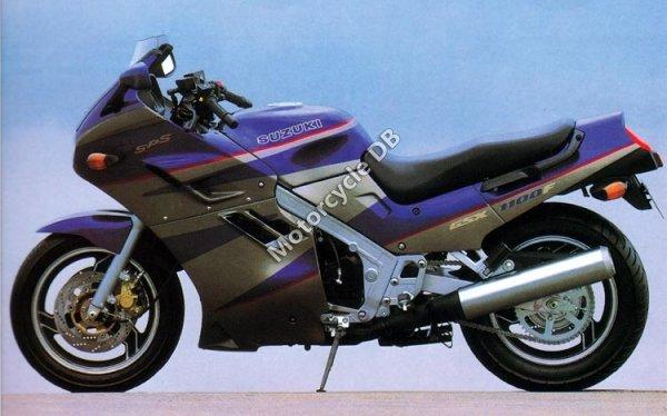 Suzuki GSX 1100 F 1988 14842
