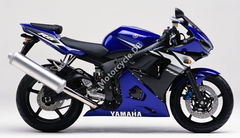 Yamaha YZF-R6 2001 25668