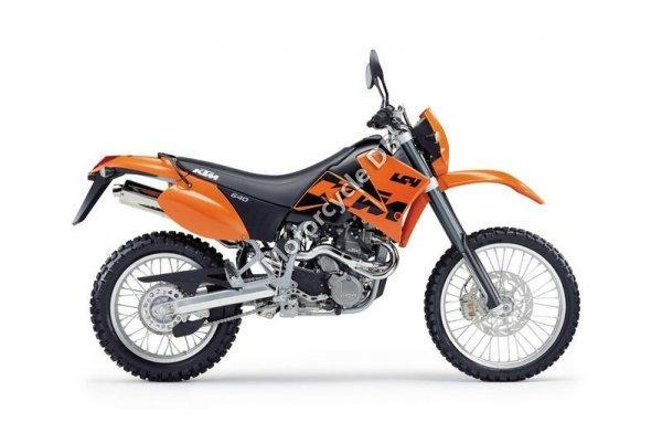 KTM 640 LC4 Enduro 2005 1378