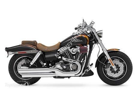 Harley-Davidson FXDFSE2 CVO Fat Bob 2010 12686