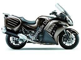 Kawasaki 1400 GTR 2010 119