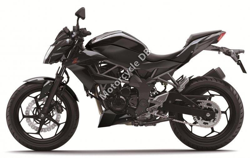 Kawasaki Z250SL 2016 28851