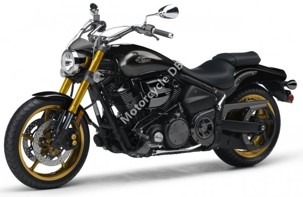 Yamaha Star Midnight Warrior 2012 22044