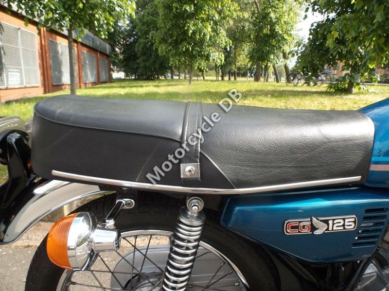 Honda CG 125 1997 30449