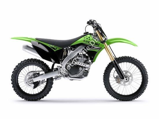 Kawasaki KX250F 2009 3201