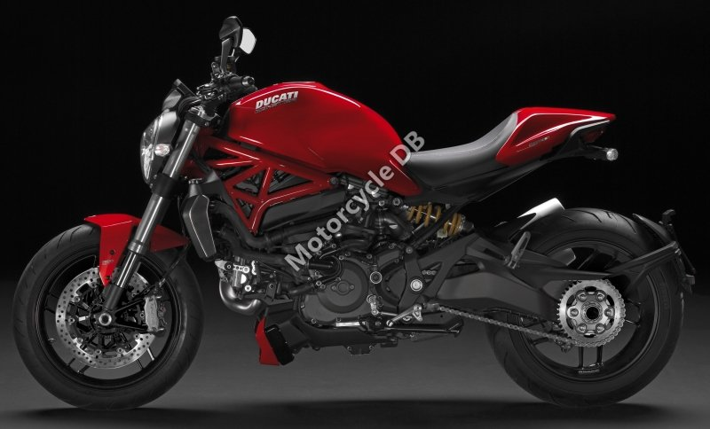 Ducati Monster 1200 2015 31275