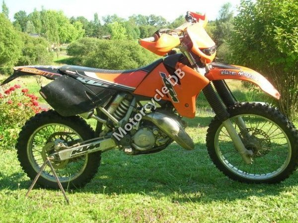 KTM EXC 125 1999 9837