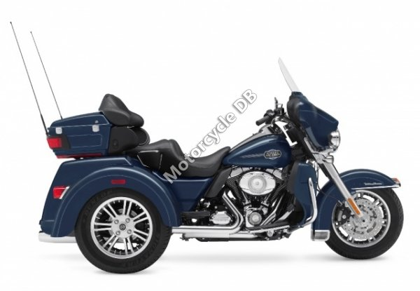 Harley-Davidson FLHTCUTG Tri Glide Ultra Classic 2010 17381