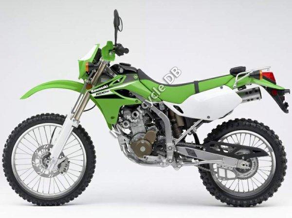 Kawasaki KLX250S 2007 1360