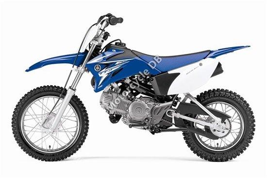 Yamaha TT-R110E 2009 3883