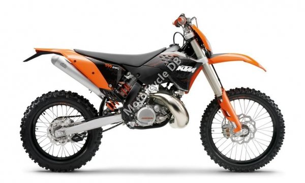 KTM 200 EXC 2009 15830