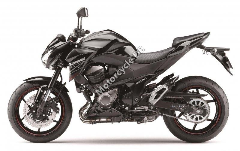 Kawasaki Z800 2014 28886