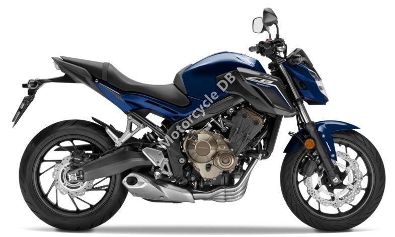 Honda CB650F 2018 29649