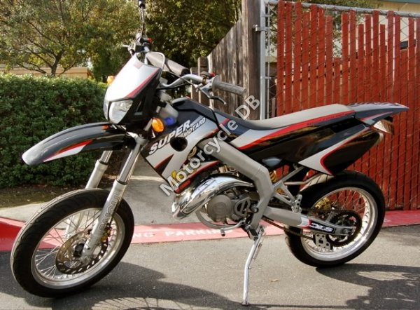 Derbi Senda Supermotard 2003 9453