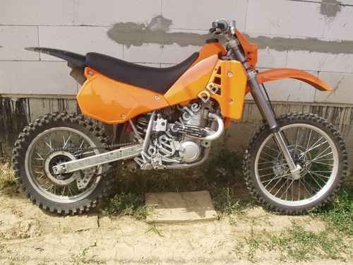 KTM Enduro 600 LC 4 1989 13337