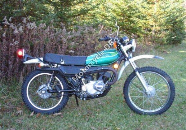 Kawasaki KE 175 1983 9074