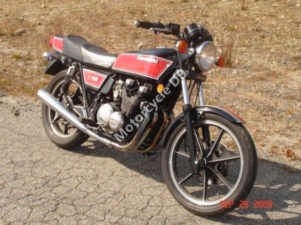 Kawasaki KZ 550 C 1982 8677