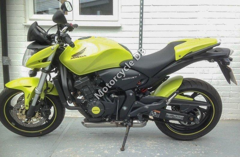 Honda CB 600 F Hornet 2008 29615