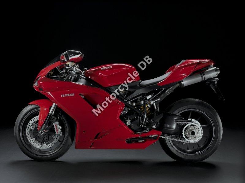 Ducati 1198 2010 31721