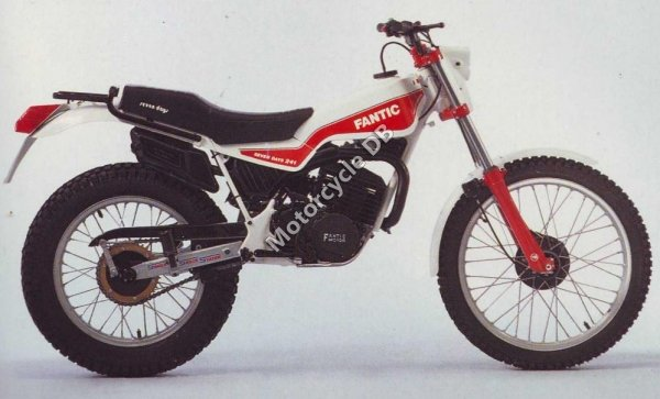 Fantic Trial 241 Seven Days 1988 10025