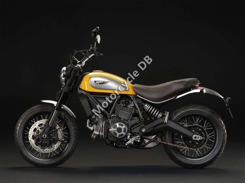 Ducati Scrambler Classic 2018 31207