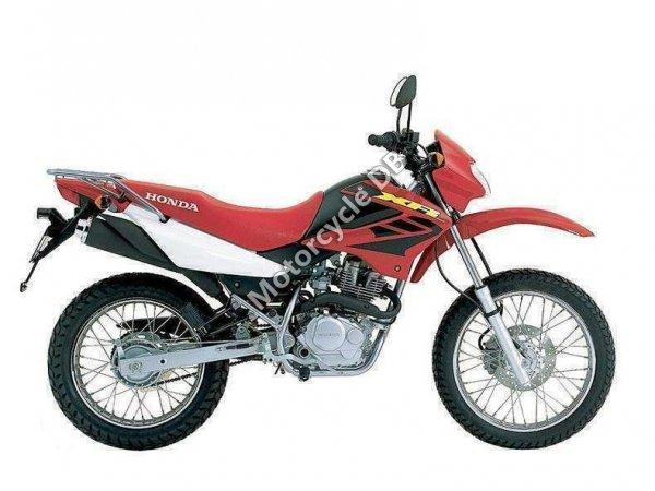 Honda XR 125 L 2003 3929