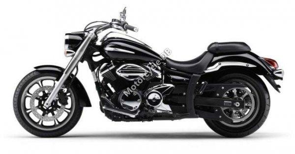 Yamaha XVS950A Midnight Star 2011 13067