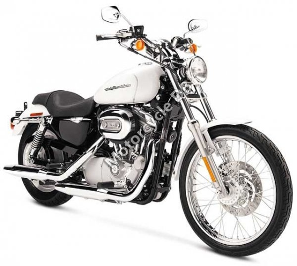 Harley-Davidson XL 883 C Sportster Custom 2004 9522