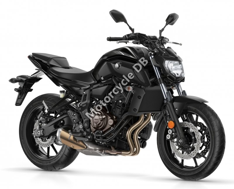 Yamaha MT-07 2018 26027