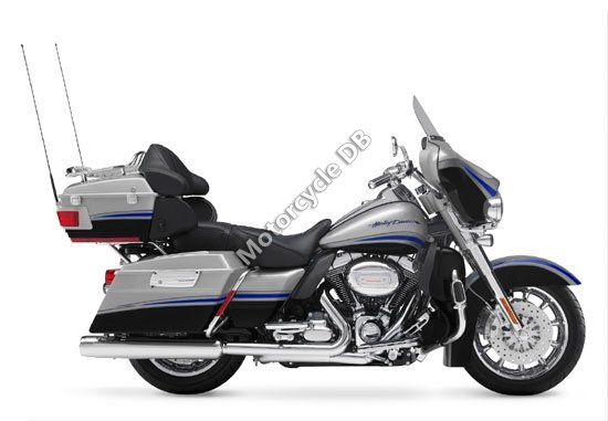 Harley-Davidson FLHTCUSE4 CVO Ultra Classic Electra Glide 2009 3170