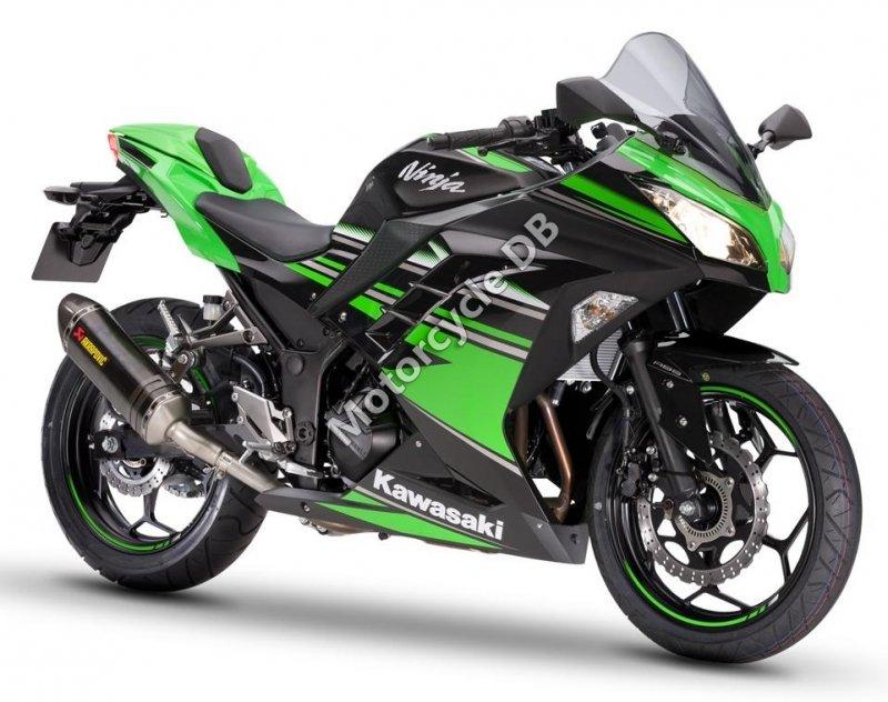 Kawasaki Ninja  300 2014 29019