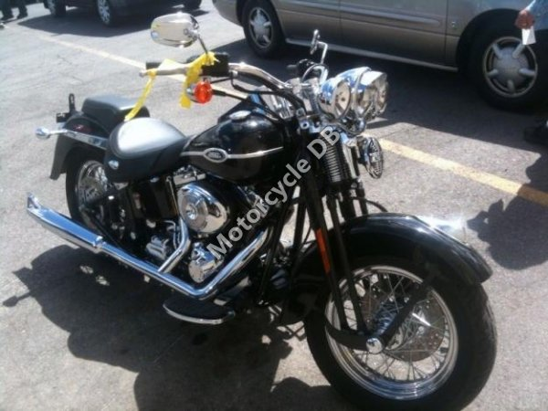 Harley-Davidson FLSTSCI Softail Springer Classic 2006 7362