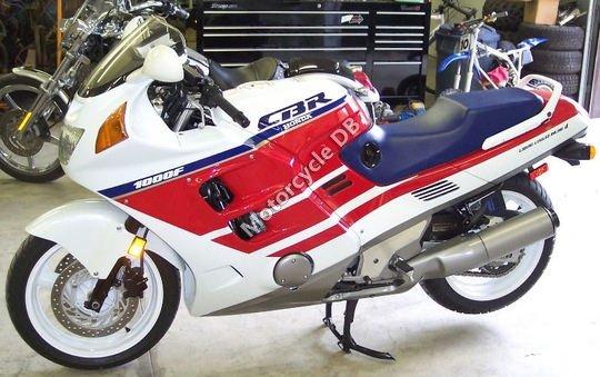 Honda CBR 1000 F 1989 14084