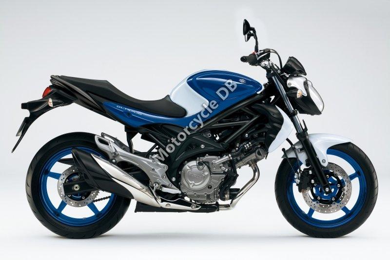 Suzuki SV650 2009 27933