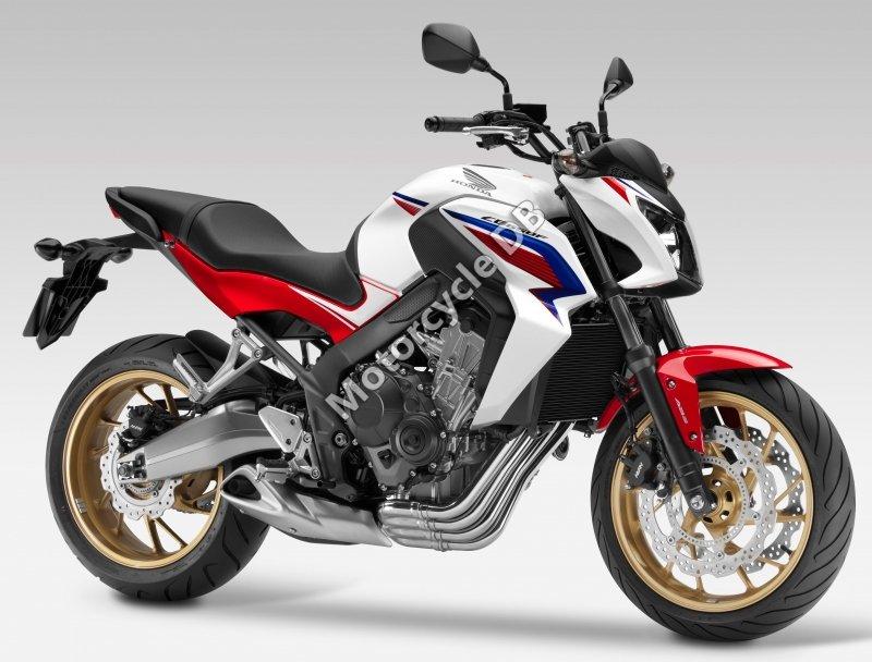 Honda CB650F 2016 29641
