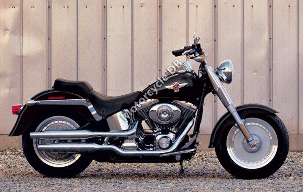 Harley-Davidson FLSTFI Softail Fat Boy 2005 14056