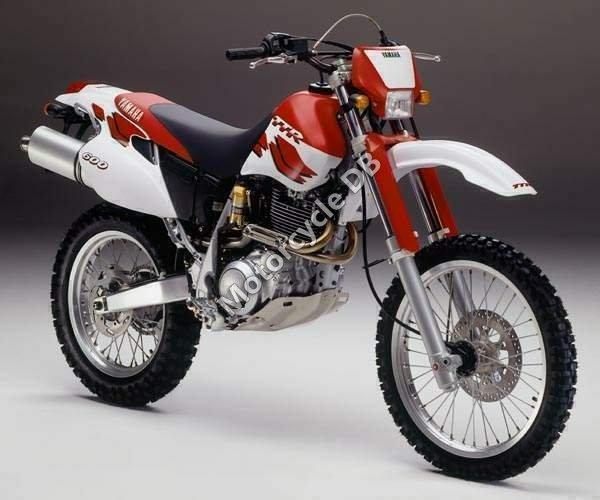 Yamaha TT 600 R 1998 14271