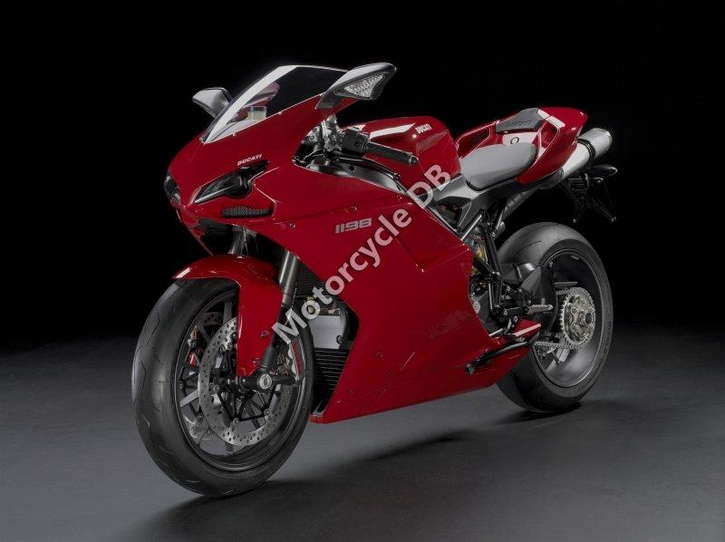 Ducati 1198 2010 31718