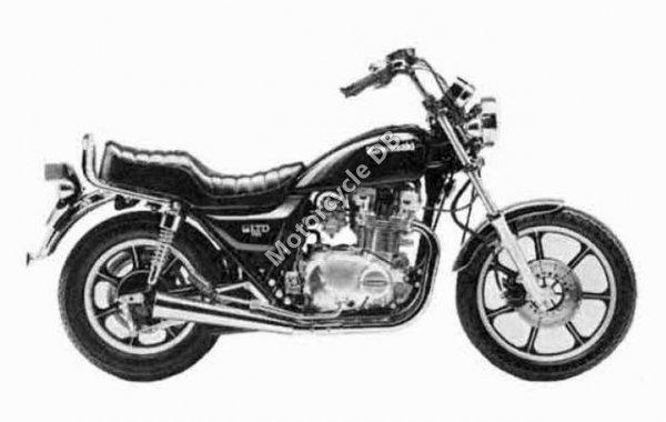 Kawasaki KZ 750 K1 LTD 1983 7010