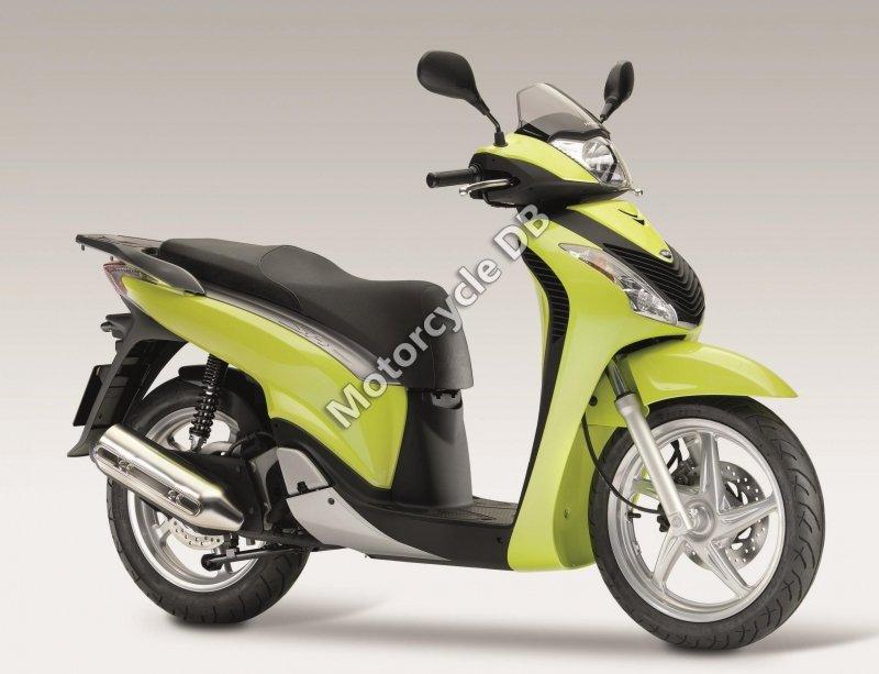 Honda SH125i 2009 30500