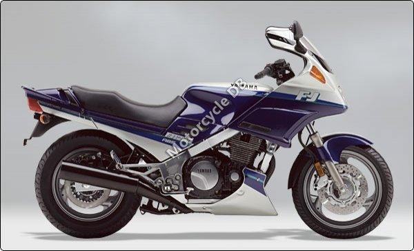 Yamaha FJ 1200 A (ABS) 1992 20532