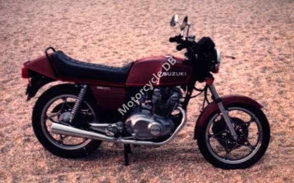 Suzuki GS450 1984 9436