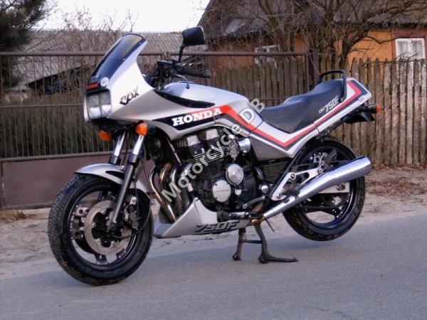 Honda CBX 750 F 1987 8409